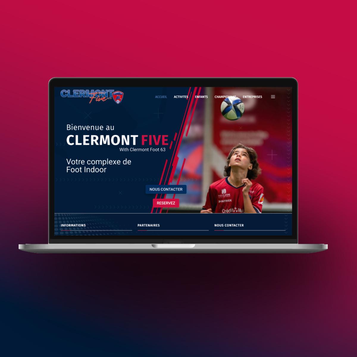clermontfive.fr